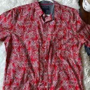 American Rag Men's XL Hawaiian shirt.  NWT